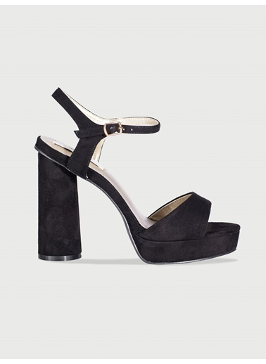 Ipekyol Topuklu Ayakkabı Siyah